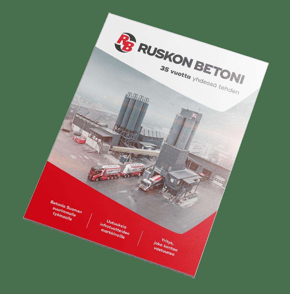 Ruskon Betoni Työpaikat